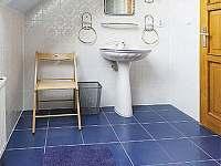 Koupelna s vanou v patře - Trutnov