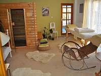 Relaxace se saunou - rekreační dům ubytování Trutnov