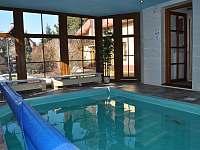 Vnitřní bazén - Vaše soukromé wellness - Trutnov