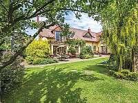 Zahrada - rekreační dům k pronájmu Trutnov