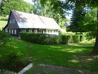 Chaty a chalupy Retro park Sejfy na chalupě k pronajmutí - Dolní Lysečiny