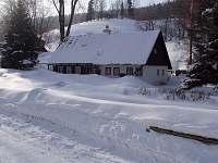 Chalupa k pronajmutí - zimní dovolená Dolní Lysečiny