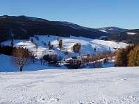 zima v Lysečinách