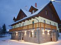 Chaty a chalupy V Mlejnkách v apartmánu na horách - Roudnice v Krkonoších
