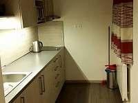 Kuchyň - apartmán k pronájmu Roudnice v Krkonoších