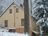 Chata k pronajmutí - zimní dovolená Dolní Dvůr
