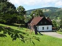 ubytování Ski areál Harrachov - Zákoutí Chalupa k pronájmu - Rokytnice nad Jizerou
