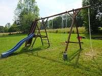 venkovní zábava pro děti