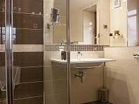Koupelna pokoje Naděnka