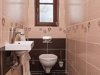 Společné WC - přízemí
