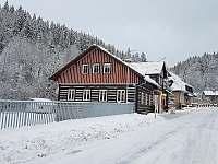 Chalupa k pronajmutí - zimní dovolená Vítkovice v Krkonoších