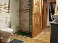 Koupelna pokoj 3 - Vítkovice v Krkonoších