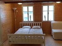Pokoj 1 se sdilenou kouplenou - chalupa ubytování Vítkovice v Krkonoších