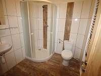 Koupelna I - pronájem chalupy Radvanice - Slavětín