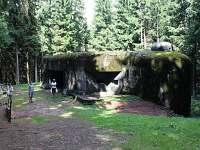Pěchotní srub u Odolova