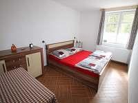 Pokoj 2 lůžka - chalupa k pronájmu Radvanice - Slavětín