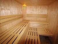 Sauna - chalupa k pronájmu Radvanice - Slavětín