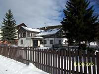 ubytování Ski Resort Černá hora - Černý Důl v penzionu na horách - Horní Maršov