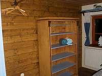 Čtyřlůžkový pokoj č.4 - Benecko