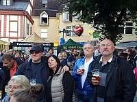Každoroční pivní slavnosti ve Vrchlabí.