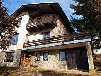 Celkový pohled na rekreační dům