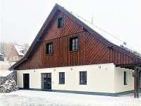 Chalupa k pronájmu - zimní dovolená Jestřábí v Krkonoších - Roudnice