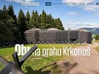 Pevnost Stachelberg - Radvanice v Čechách