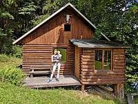 ubytování Radvanice v Čechách Srub k pronajmutí