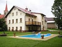 Chalupa ubytování v obci Volanov