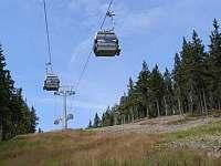 Lanová dráha na Černou horu - Strážné