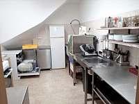 Vybavená kuchyňka - Strážné