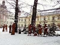 Zima ve Vrchlabí - Strážné