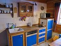 kuchyňský kout - Pec pod Sněžkou