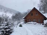 Dovolená pro rybáře na Úpě: Chalupa k pronajmutí - Pec pod Sněžkou