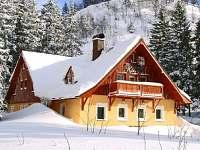 Penzion Katty Špindl v zimě