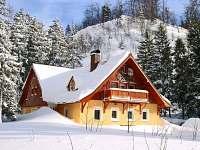 Penzion Katty Špindlerův Mlýn v zimě