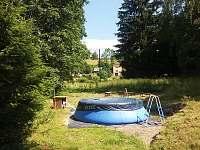 Bazén na letní sezónu