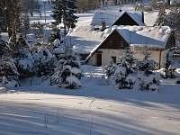 Chaty a chalupy Lázně Bělohrad - rybník Pardoubek v penzionu na horách - Studenec