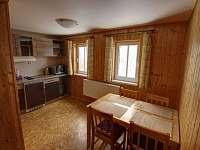 Apartmán č.2 - kuchyňka