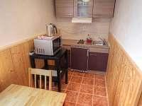 Apartmán č.4 - kuchyňka