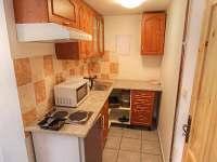 Apartmán č.5 - kuchyň
