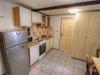 Apartmán č.6 - kuchyňská linka