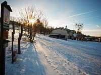 Chalupa k pronajmutí - zimní dovolená Benecko