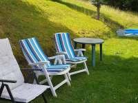 Letní odpočinková zóna - Velká Úpa