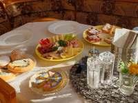 Snídaně pro naše milé hosty - Velká Úpa