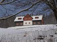 Zima 2015 - pronájem chaty Velká Úpa