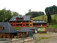 Apartmán na horách - dovolená Krkonoše rekreace Prkenný Důl