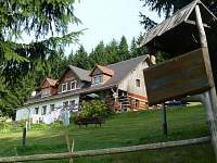ubytování Sjezdovka Pěnkavčí vrch Chalupa k pronajmutí - Velká Úpa