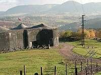 pevnost Stachelberg 10km