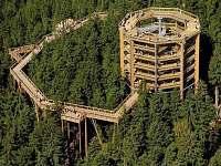 Stezka korunami stromů 10km
